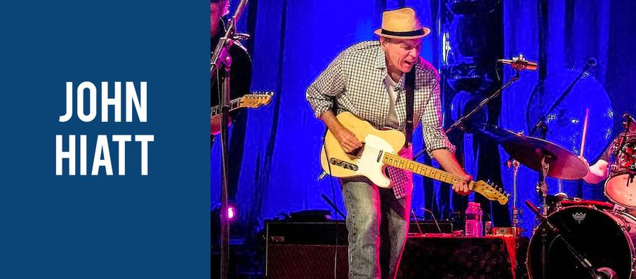 John Hiatt at Hudson Performance Hall
