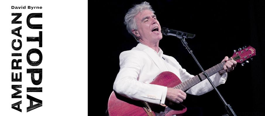 David Byrne at The Criterion