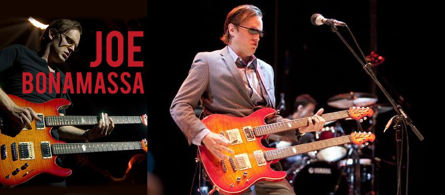 Joe Bonamassa at Chesapeake Energy Arena