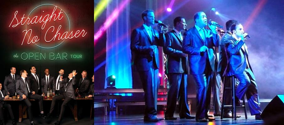 Straight No Chaser at Hudiburg Chevrolet Center