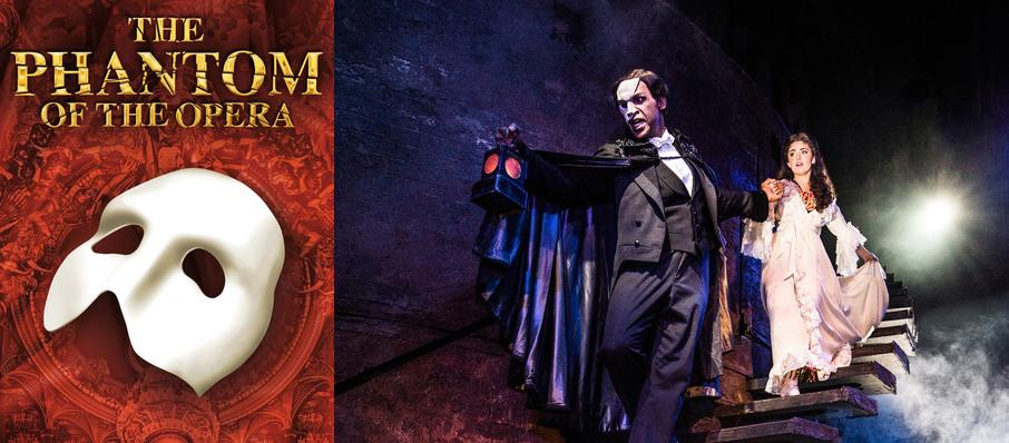 Phantom Of The Opera at Thelma Gaylord Performing Arts Theatre