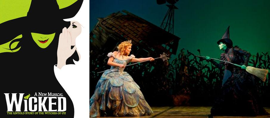 Wicked at Thelma Gaylord Performing Arts Theatre