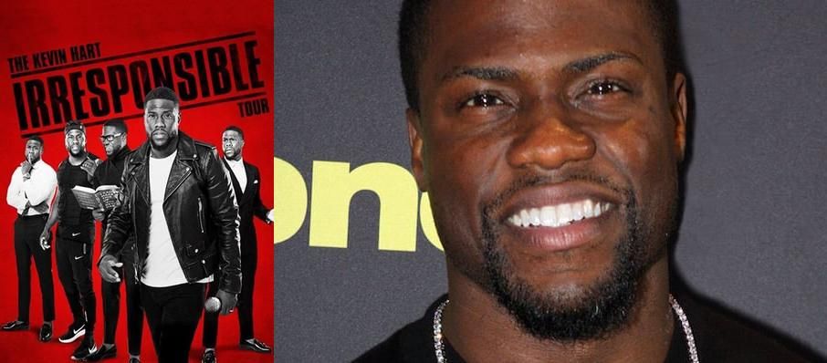 Kevin Hart at Chesapeake Energy Arena