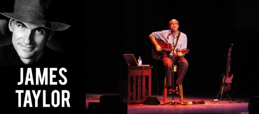 James Taylor at Chesapeake Energy Arena