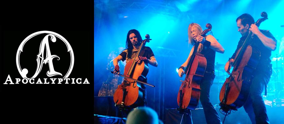 Apocalyptica at Tower Theatre OKC
