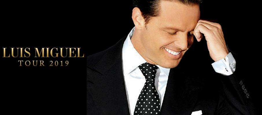 Luis Miguel at Chesapeake Energy Arena