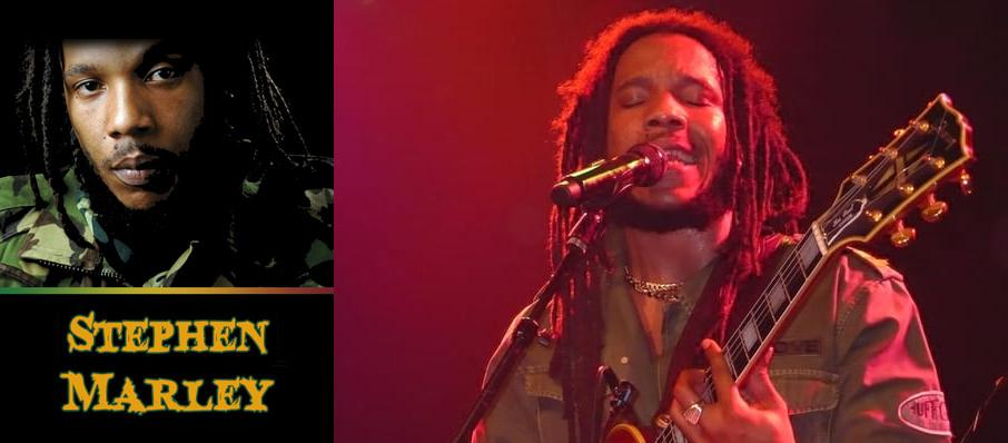 Stephen Marley at Tower Theatre OKC