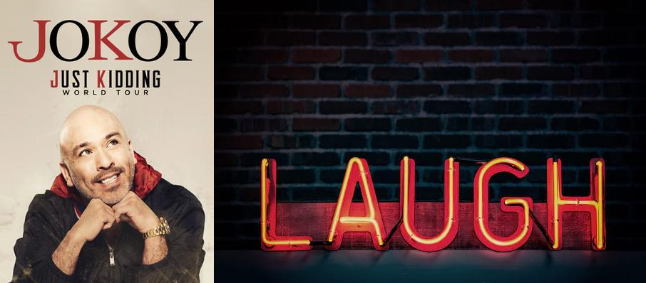 Jo Koy at Riverwind Casino