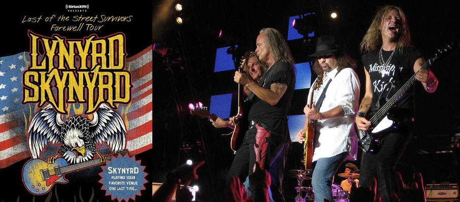 Lynyrd Skynyrd at Chesapeake Energy Arena