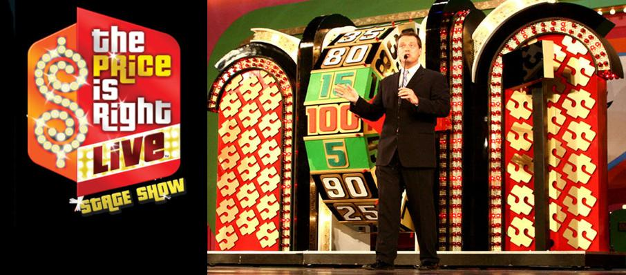 The Price Is Right - Live Stage Show at Chesapeake Energy Arena