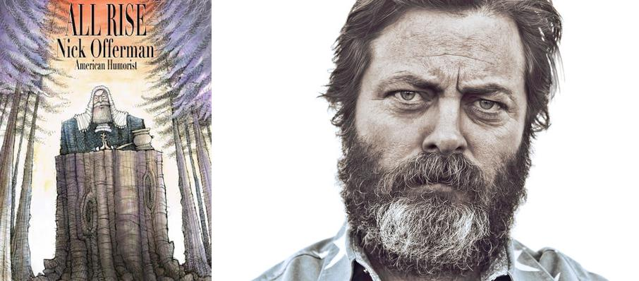 Nick Offerman at The Criterion