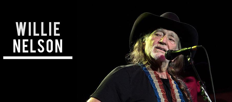 Willie Nelson at The Jones Assembly