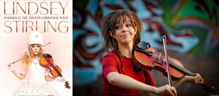 Lindsey Stirling at Chesapeake Energy Arena