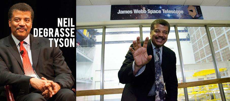 Neil DeGrasse Tyson at Thelma Gaylord Performing Arts Theatre