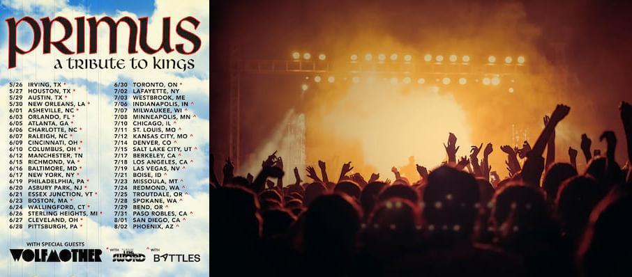 Primus at The Criterion