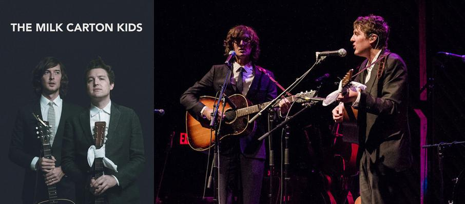 The Milk Carton Kids at Tower Theatre OKC