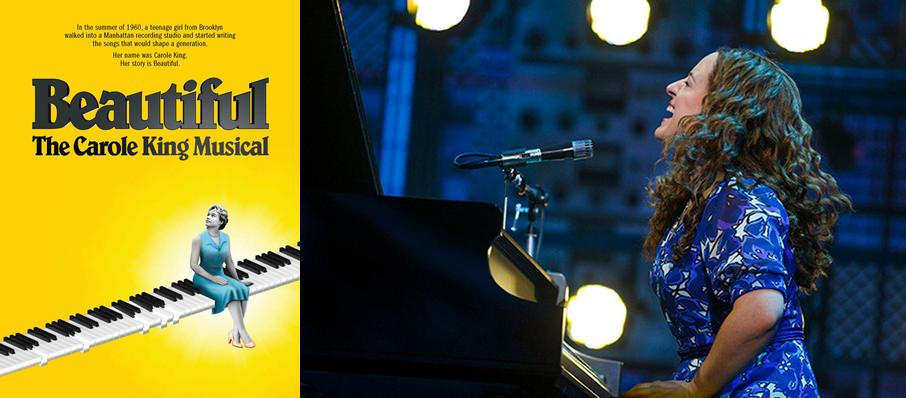 Beautiful: The Carole King Musical at Thelma Gaylord Performing Arts Theatre