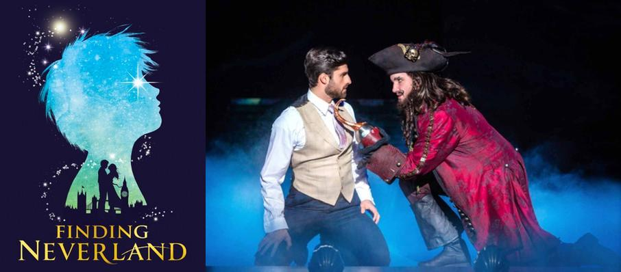 Finding Neverland at Thelma Gaylord Performing Arts Theatre