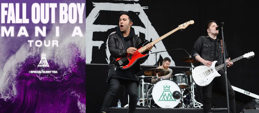 Fall Out Boy at Chesapeake Energy Arena