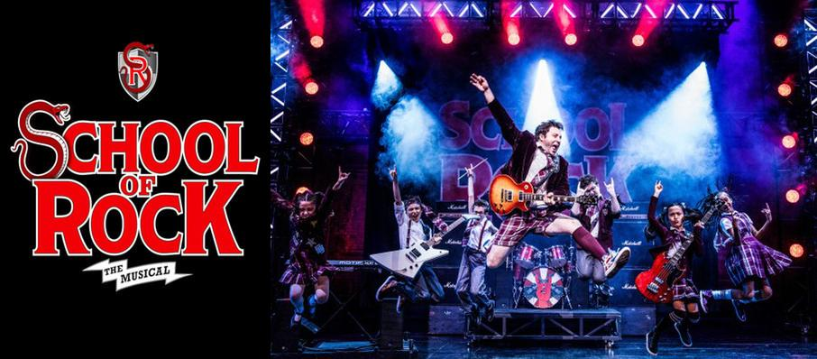 School of Rock at Thelma Gaylord Performing Arts Theatre