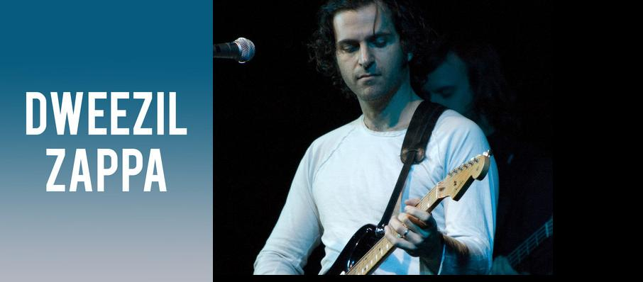 Dweezil Zappa at Tower Theatre OKC