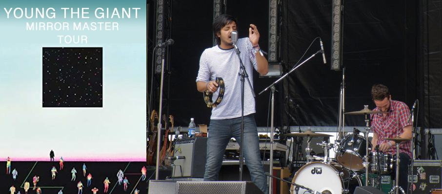 Young The Giant at Oklahoma City Zoo Amphitheatre