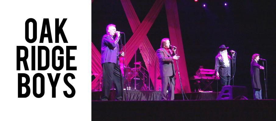 Oak Ridge Boys at Riverwind Casino