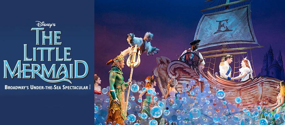 Disney's The Little Mermaid at Thelma Gaylord Performing Arts Theatre