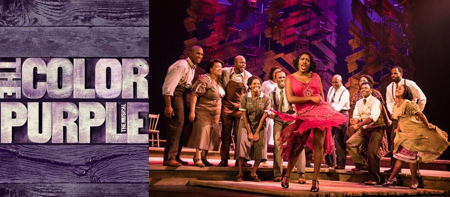 The Color Purple at Thelma Gaylord Performing Arts Theatre