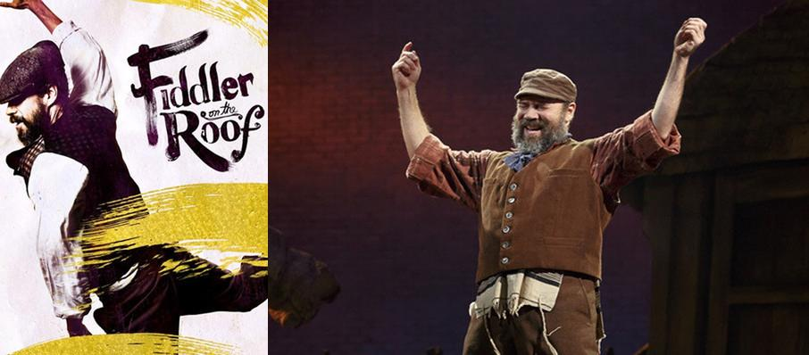 Fiddler on the Roof at Thelma Gaylord Performing Arts Theatre