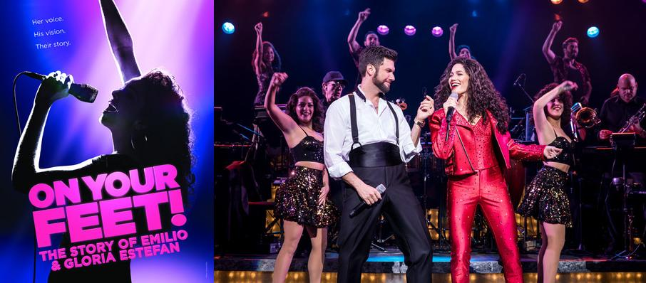 On Your Feet! at Thelma Gaylord Performing Arts Theatre