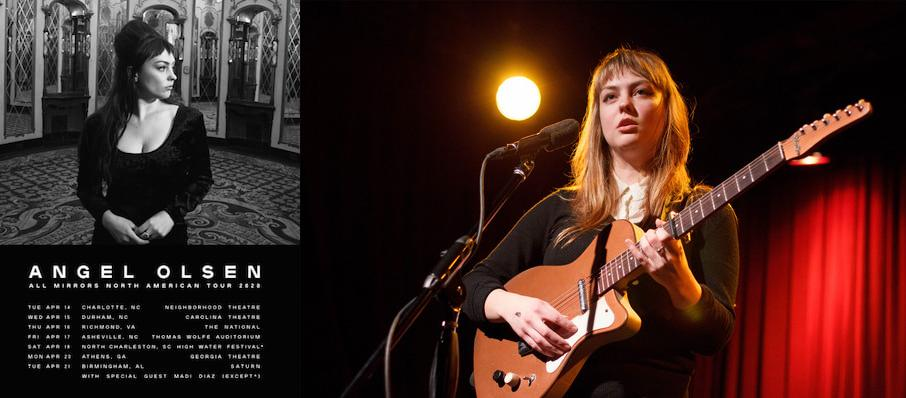 Angel Olsen at The Criterion
