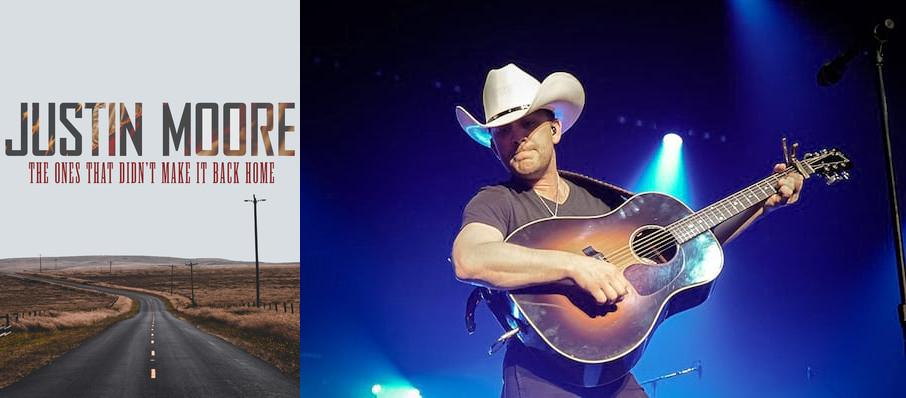 Justin Moore at The Criterion