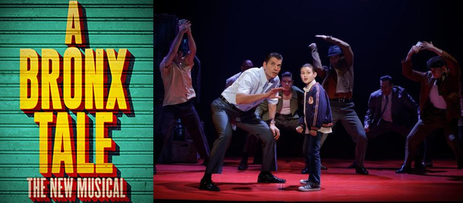 A Bronx Tale at Thelma Gaylord Performing Arts Theatre