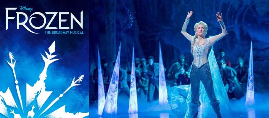 Disney's Frozen: The Musical at Thelma Gaylord Performing Arts Theatre