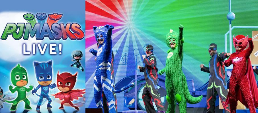 PJ Masks Live at Chesapeake Energy Arena