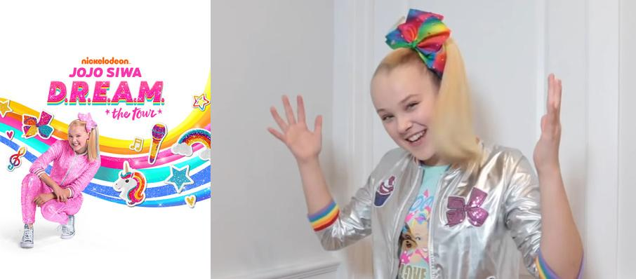 Jojo Siwa at Chesapeake Energy Arena