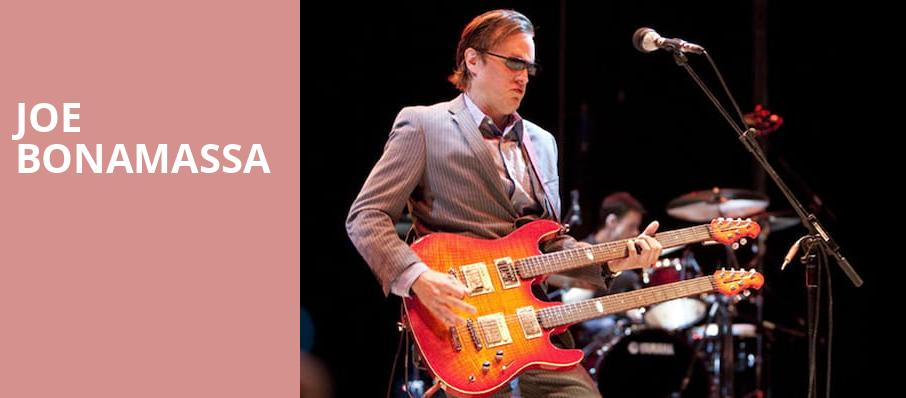 Joe Bonamassa, Chesapeake Energy Arena, Oklahoma City