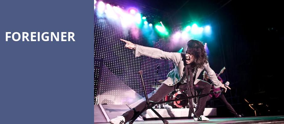 Foreigner, Riverwind Casino, Oklahoma City