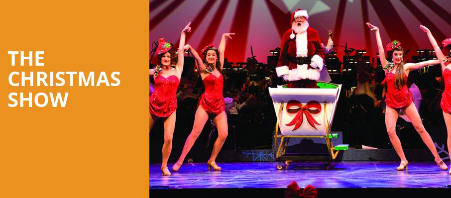 Okc Christmas Events.The Christmas Show Thelma Gaylord Performing Arts Theatre