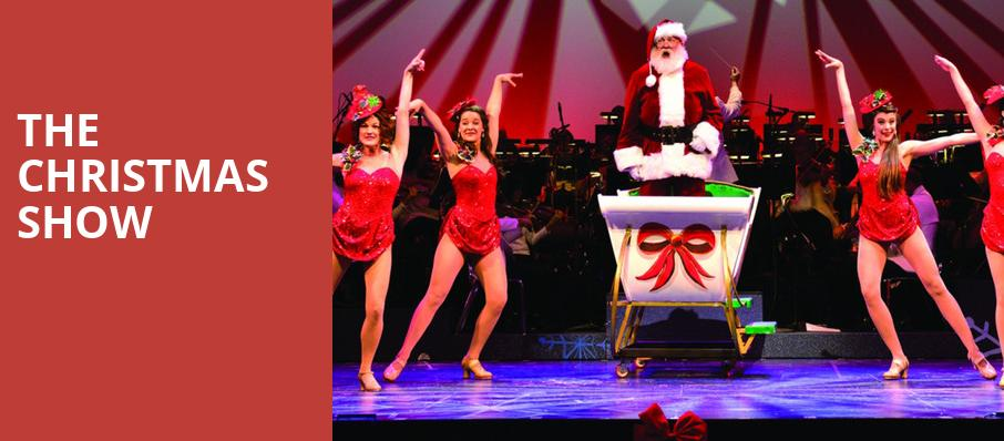 The Christmas Show, Thelma Gaylord Performing Arts Theatre, Oklahoma City