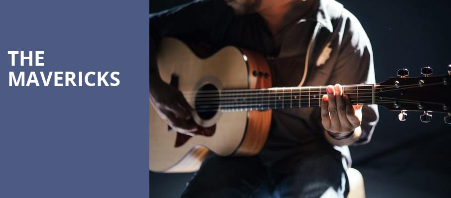 The Mavericks, Tower Theatre OKC, Oklahoma City