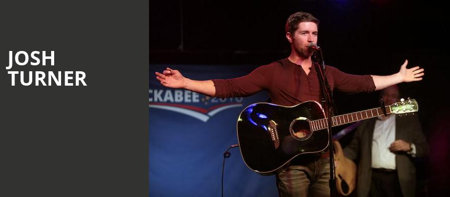 Josh Turner, Riverwind Casino, Oklahoma City