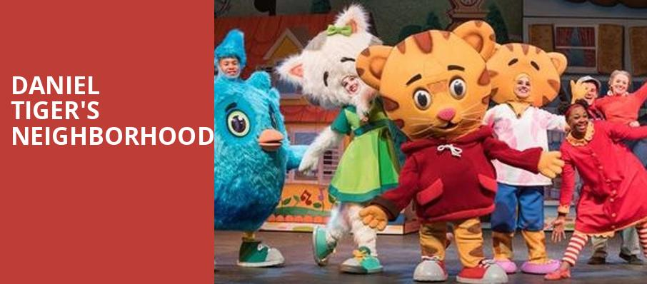 Daniel Tigers Neighborhood, Hudiburg Chevrolet Center, Oklahoma City