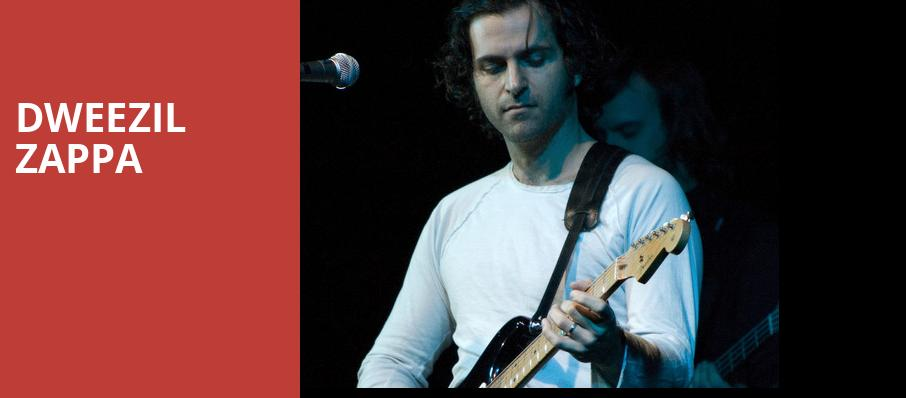 Dweezil Zappa, Tower Theatre OKC, Oklahoma City