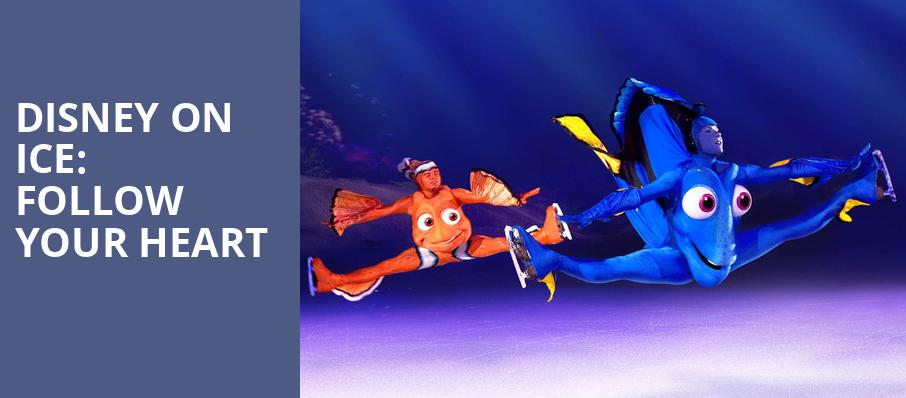 Disney On Ice Follow Your Heart Oklahoma State Fair Arena Oklahoma City Ok Tickets Information Reviews
