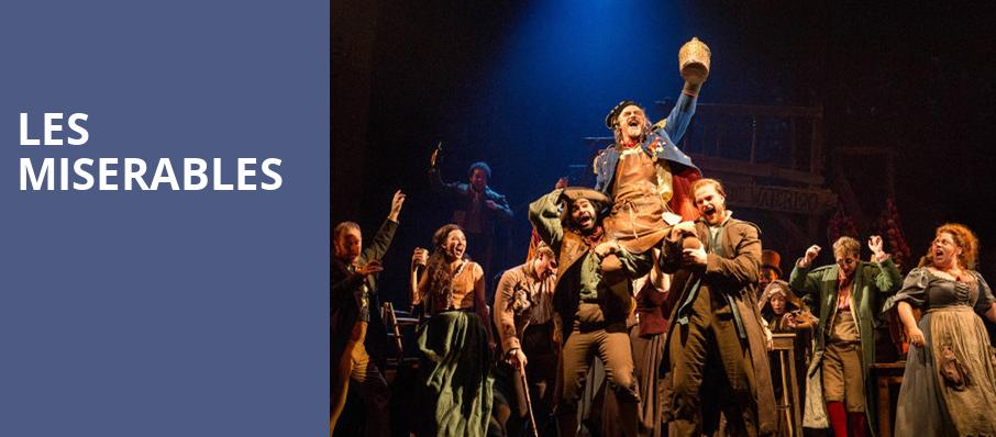 Les Miserables, Thelma Gaylord Performing Arts Theatre, Oklahoma City
