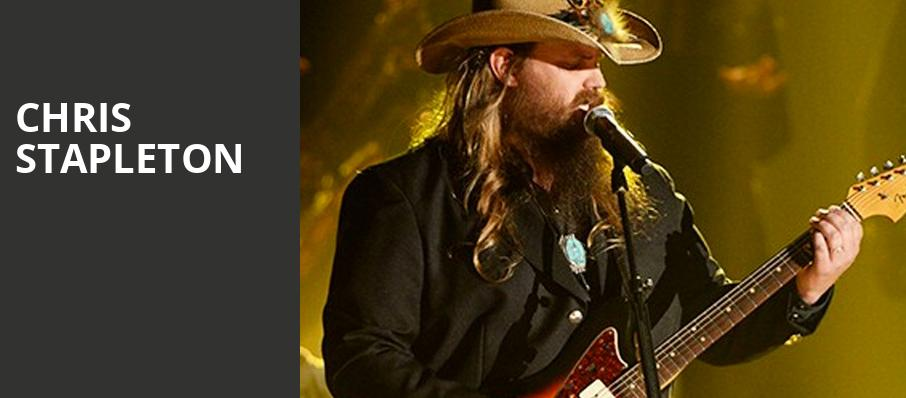 Chris Stapleton, Chesapeake Energy Arena, Oklahoma City