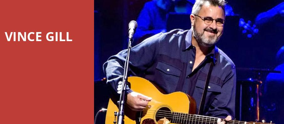 Vince Gill, Thelma Gaylord Performing Arts Theatre, Oklahoma City