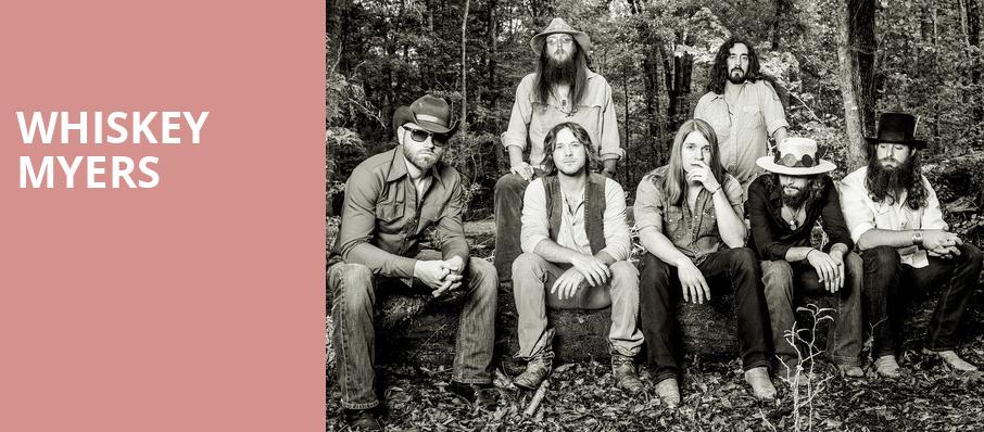 Whiskey Myers, The Criterion, Oklahoma City